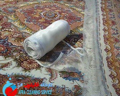 کاور ریشه فرش