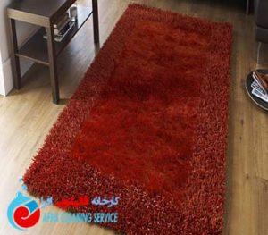 پرزگیری فرش