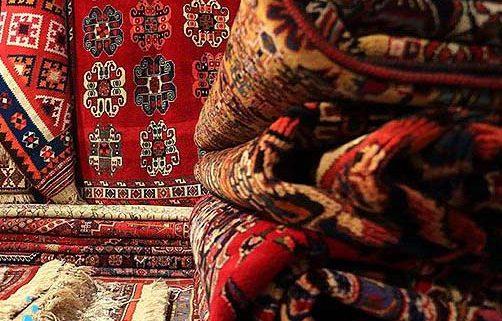 فرش ابریشمی دستباف