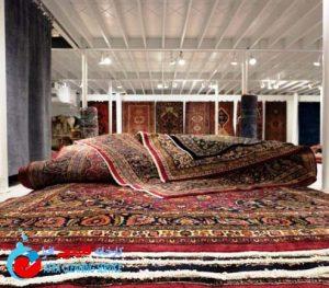 فرشها در خانه تکانی عید