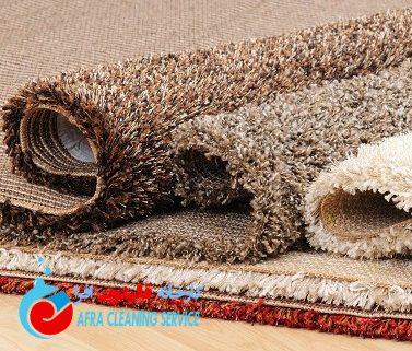 شستن فرش و موکت با استفاده از بخارشوی