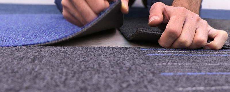 زیر سازی و مواد لازم برای نصب موکت