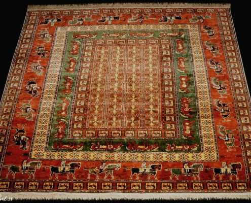 از قالی پازیریک چه میدانید ؟