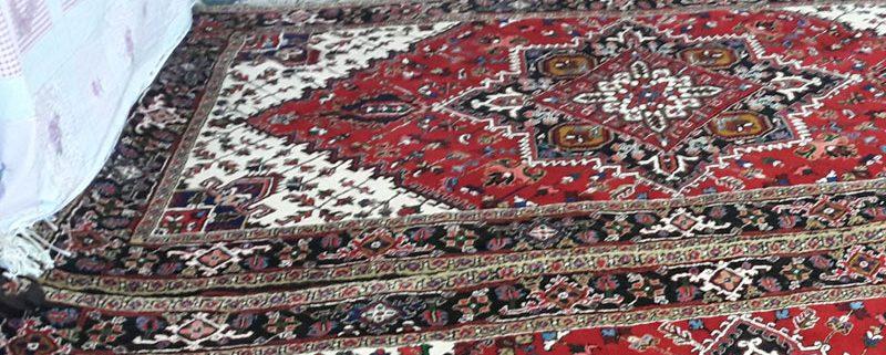 نحوه شستشوی انواع قالی های ترکی