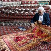 نحوه نگهداری و شستشوی قالی های ترکمن