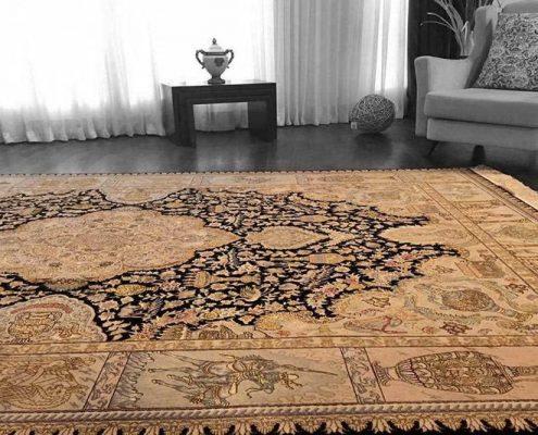 شستشو و نگهداری از قالی های پشمی